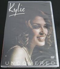 Kylie Minogue - Uncovered Documentary Dvd Brand New & Still Sealed