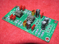 Balanced to Unbalanced XLR to RCA Pre-amplifier Headphone Amp Low Distortion