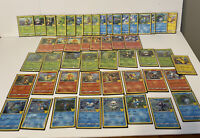 2021 McDonald's Pokemon 25th Anniversary Card Complete Master Set 50 Cards MINT