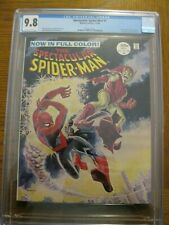 1968 Spectacular Spider-Man #2 CGC 9.8 Magazine (New Case)