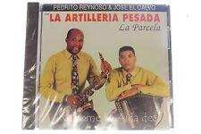 La Artilleria Pesada La Parcela Pedrito Reynoso & Jose el Calvo CD