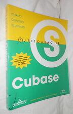 CUBASE SUBITO E FACILE Thierry Demougin Eric Chautrand Mondadori Manuale Scienza