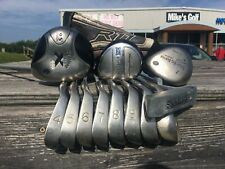 Ping Callaway Tommy Armour Men's RH Complete Golf Club Set #062920TM1