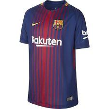 Camisetas de fútbol de clubes españoles azul