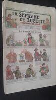 Revista Dibujada La Semana De Suzette que Aparecen El Jueves 1934 N º 15 ABE