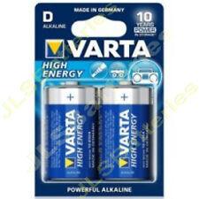 4 C Size VARTA High Energy Batteries MN1400 LR14 4014