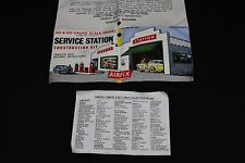 V303b AIRFIX maquette Ho  OO scale Service station essence garage construction