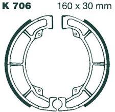 K706 EBC quad mâchoires de frein