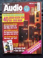 Audio 3/95, Kenwood DP 7060,b&w preference 6, rotel ra 985 BX, Sony CDP x707es swob