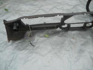 Triumph TR6 Original  Dash Metal + steering parts us import For Restoration. LHD