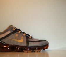 2019 Nike Air VaporMax ID Bronze Gold Red Promo Sample Sz 10 White Plus Off Cpfm