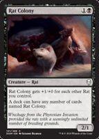 Rat Colony x4 Magic the Gathering 4x Dominaria mtg card lot