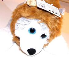 Animal Welfare League Benefit Halloween Costume Pet Lt. Brown LION HEAD SZ L/XL