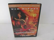 Xxx Starring Vin Diesel Used Dvd