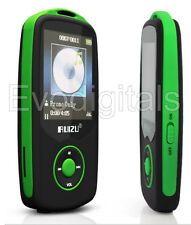 Green ruizu 68gb Bluetooth Sports lossless mp3 Lettore mp4 musica video SINTONIZZATORE FM