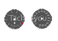 BMW Tachoscheiben für 1er E81 E82 E87 E88 Benziner 300 kmh km/h M1 Carbon Nr 135