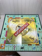 MONOPOLY: Championship Edition Replacement Pieces Board Only Never Used