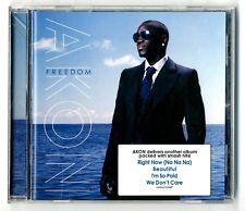 CD ★ AKON - FREEDOM ★ 14 TITRES ALBUM 2009