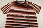 NWT NEW POLO RALPH LAUREN T-SHIRT RED WHITE NAVY COTTON PATRIOTIC XL 18-20 July4