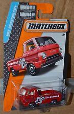 Matchbox MBX Adventure City 1966 DODGE A100 PICKUP # 16 OF 120 NEW