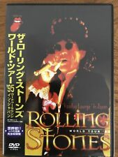 The Rolling Stones Concert NTSC DVD Voodoo Lounge in Japan World Tour 95