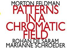 Morton Feldman: Patterns In A Chromatic - Feldman / S (2017, CD NUEVO)2 DISC SET