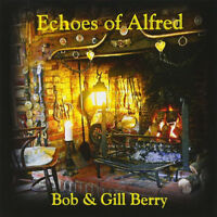 Bob And Gill Berry : Echoes of Alfred CD (2018) ***NEW*** FREE Shipping, Save £s