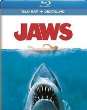JAWS (Blu-ray + Digital HD Ultraviolet Copy)  NIB