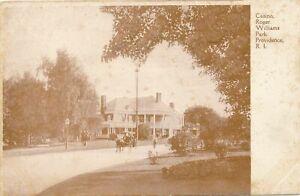 PROVIDENCE RI - Casino Roger Williams Park - udb (pre 1908)
