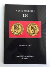 JEAN ELSEN COIN AUCTION CATALOG VENTE PUBLIQUE 120 MARS 2014 ANCIENT WORLD BRUSS