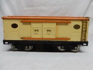 PREWAR LIONEL LINES NO. 214 STANDARD GAUGE  BOX CAR