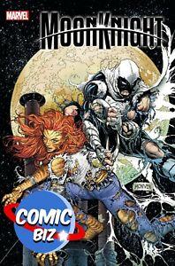 MOON KNIGHT #4 (2021) 1ST PRINTING MAIN COVER STEVE MCNIVEN MARVEL COMICS