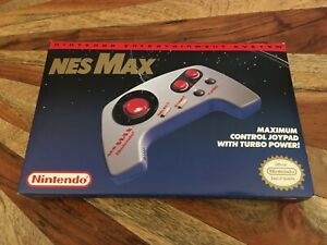 NES Max Controller Brand New Complete in Box Nintendo Entertainment System NES