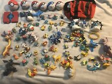 Vintage Pokemon, Large Lot Mixed Pokémon Figures & Toys.