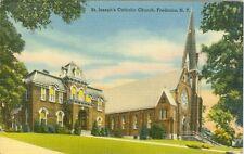 Fredonia, NY St. Joseph's Catholic Church