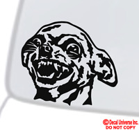 ANGRY CHIHUAHUA Vinyl Decal Sticker Car Window Bumper Dog Get Back Off My Ass