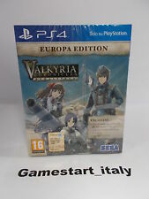 VALKYRIA CHRONICLES REMASTERED EUROPA EDITION - PS4 - NUOVO NEW DISPONIBILE