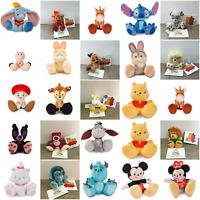 Shop Disney TINY BIG FEET Mini Soft Plush Toy Collectables Disney Store Limited