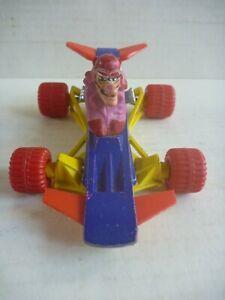 vintage WACKY RACES Corgi DICK DASTARDLY diecast toy car 1973 Hanna Barbera