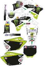 KIT DE PEGATINAS, ADHESIVOS, kawasaki kxf 250 06-08 decal graphic sticker