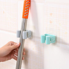 Wall Mounted Kitchen Storage Mop Organizer Holder Mop Brush Broom Hanger Tool