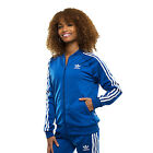 adidas Originals Womens 3 Stripe Supergirl Track Top Tracksuit Jacket - 18
