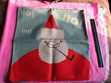 Santa Clause Pillow Case