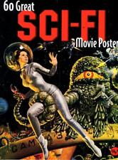 B028 60 Great Sci-Fi Movie Posters (Volume: 20) Book, 60 full page images
