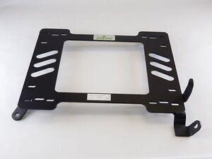 PLANTED SEAT BRACKET FOR SCION FR-S SUBARU BRZ TOYOTA FT86 DRIVER LEFT 2012+