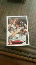 Boston Red Sox Josh Reddick 2012 Topps baseball card