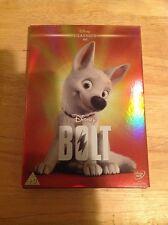 Bolt dvd disney o ring and dvd