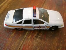1993 Road Champs Illinois State Police Metal Chevy Caprice 1:43 Replica Car