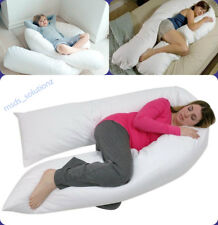 EXTRA FILL 9FT BIG U SHAPE FULL BODY-BACK SUPPORT MATERNITY PREGNANCY PILLOW
