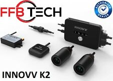 Innovv K2 Dual Channel Motorcyle Motocam with WiFi,Gps,Parking Mode (32Gb)